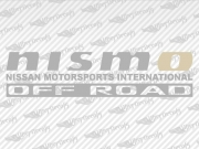 NISMO OFF ROAD Decals | Nissan Truck and Car Decals | Vinyl Decals
