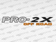 PRO-2X OFF ROAD Decals | Nissan Truck and Car Decals | Vinyl Decals