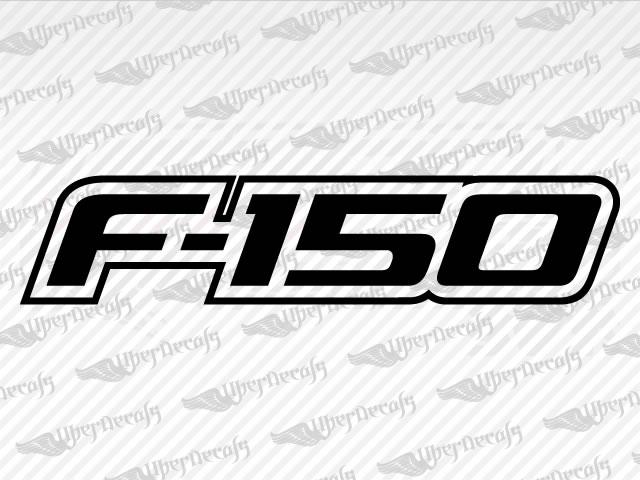 ford logo vinyl decal