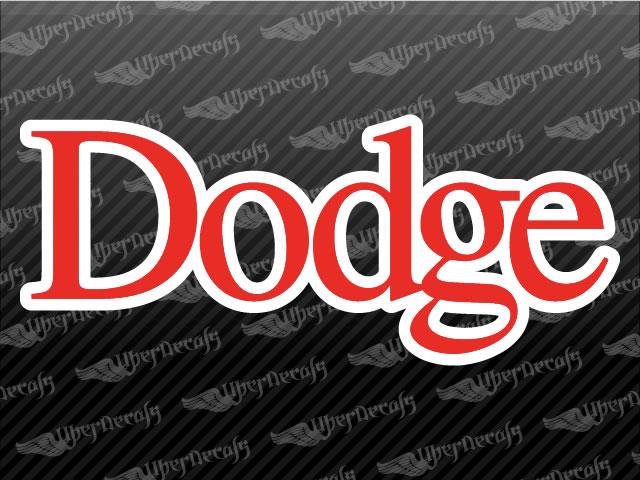 Dodge Truck Logo