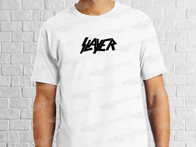 SLAYER | Mens | T-shirt Vinyl