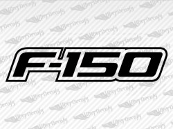 F-150 Decals | Ford Truck and Car Decals | Vinyl Decals