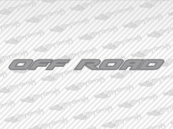 OFF ROAD Decals | Ford Truck and Car Decals | Vinyl Decals