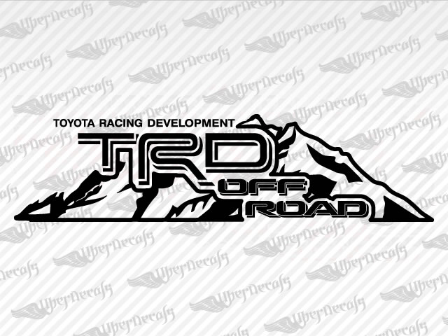 toyota car decals  qa83  u2013 advancedmassagebysara